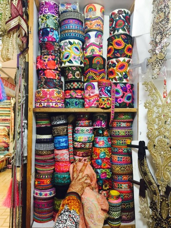 Fabric Trims and Laces, Gulf Bazaar