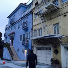 Lombard Street, Bay Area