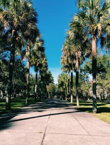 Daffin Park, Savannah