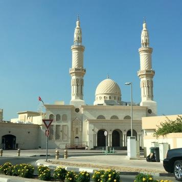 Not the Sheikh Zayed...