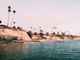 Exploring Laguna Beach, California