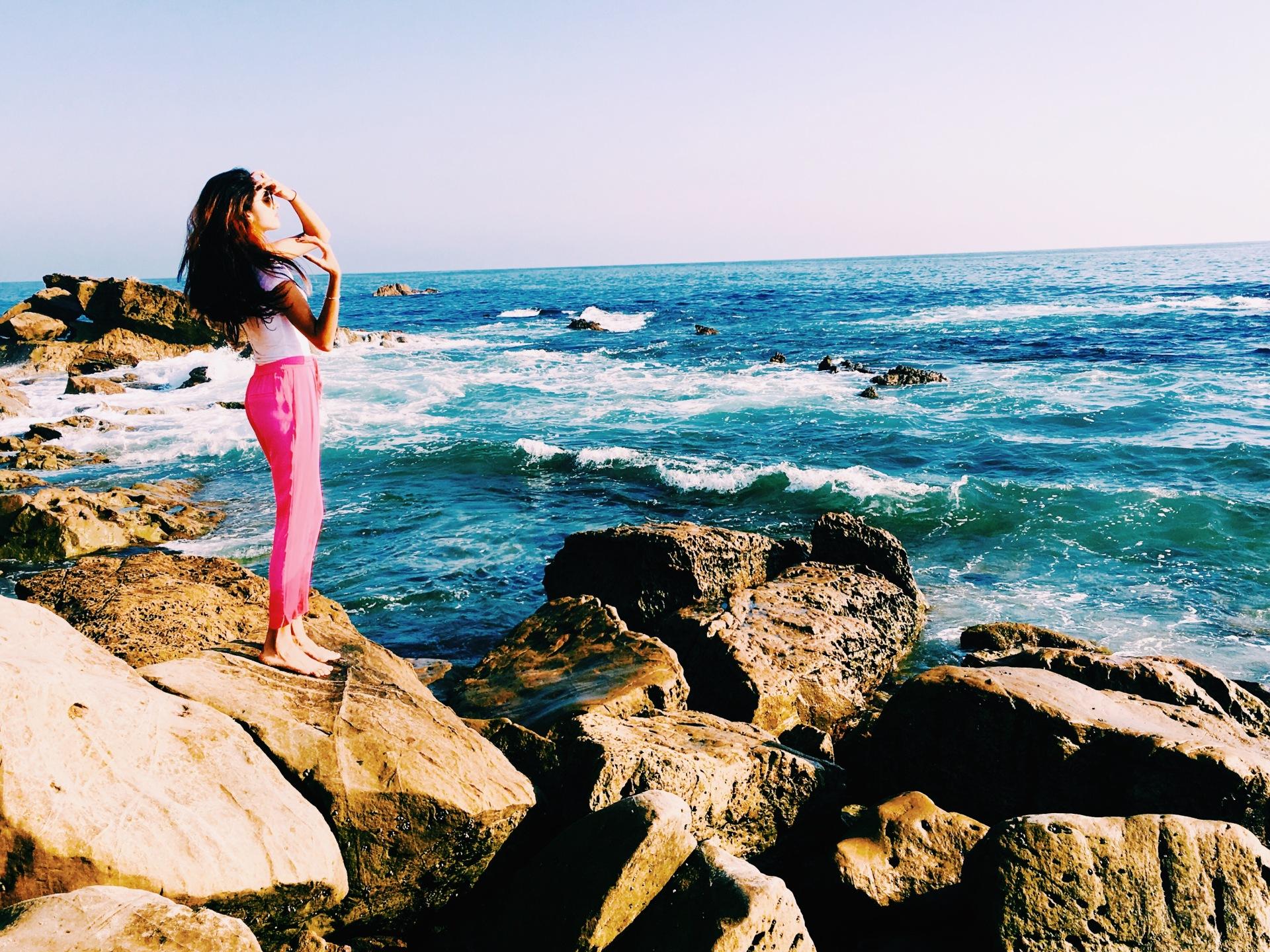 Exploring Laguna Beach, California