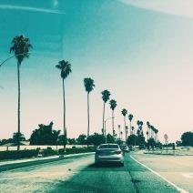 Exploring Corona City, California