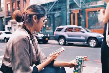 Exploring SoHo, Manhattan, New York