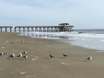 Tybee Beach, Savannah
