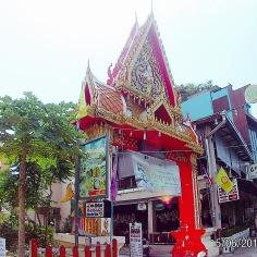 Temples in Koh Samet