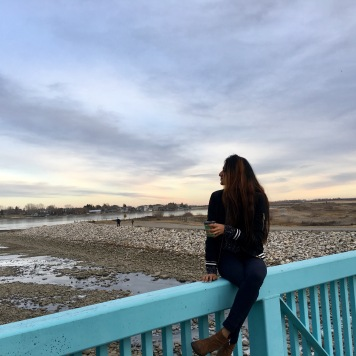 My Tim Hortons & I at dried up Chestermere