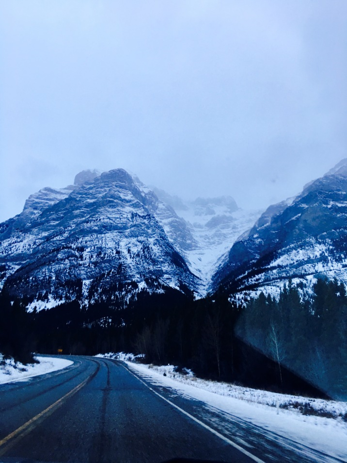 The Rocky Mountains, Alberta