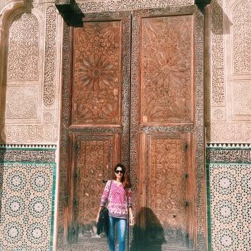 Madarsa Bou Inania, Fes