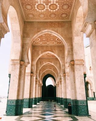 Hassan Mosque, Casablanca