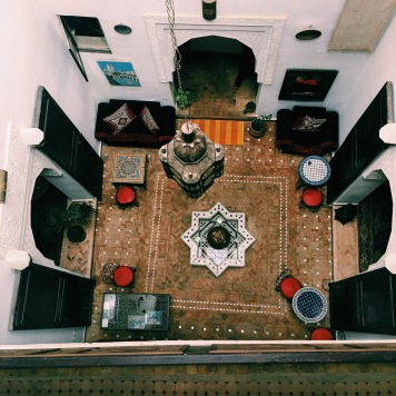 Riad al Jannat, Fes el Bali Medina