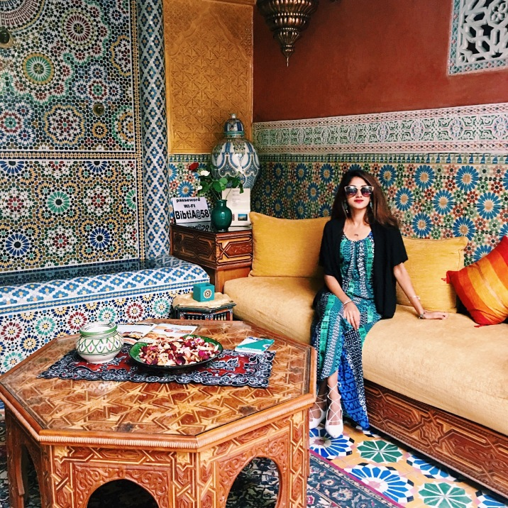 Riad Bibtia (My Hotel), Marrakesh