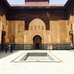 Ben Youssef Mosque, Marrakesh