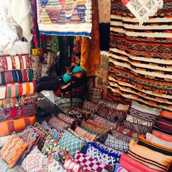 A Mayhem of Colors, Jemaa el Fna, Marrakesh