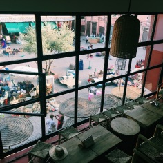 Cafe Des Epices, Jemaa el Fna Medina, Marrakesh