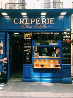Creperie; best crepes in town