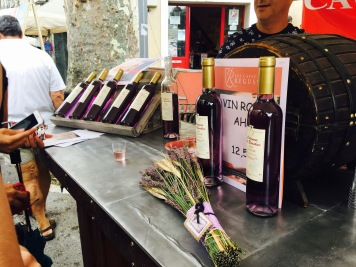 Lavender Festival at Apt Market