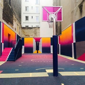 Pigalle Basketball Court, Paris