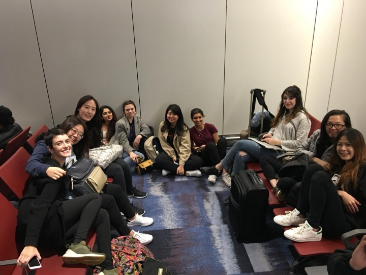 SCAD HK, field trip, hong kong to colombo, group trip