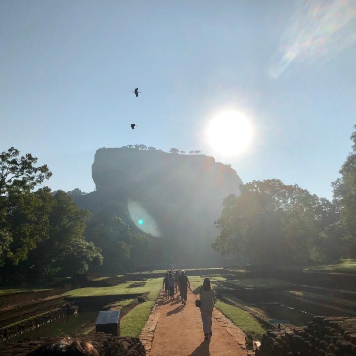 UNESCO world heritage site, sigiriya rock, sri lanka tourism, sights of sri lanka, ancient ruins, sri lanka tourism