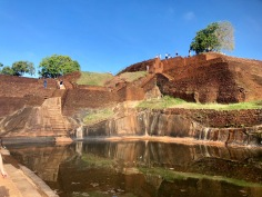 UNESCO world heritage site, sigiriya rock, sri lanka tourism, sights of sri lanka, ancient ruins, sri lanka rockclimbing