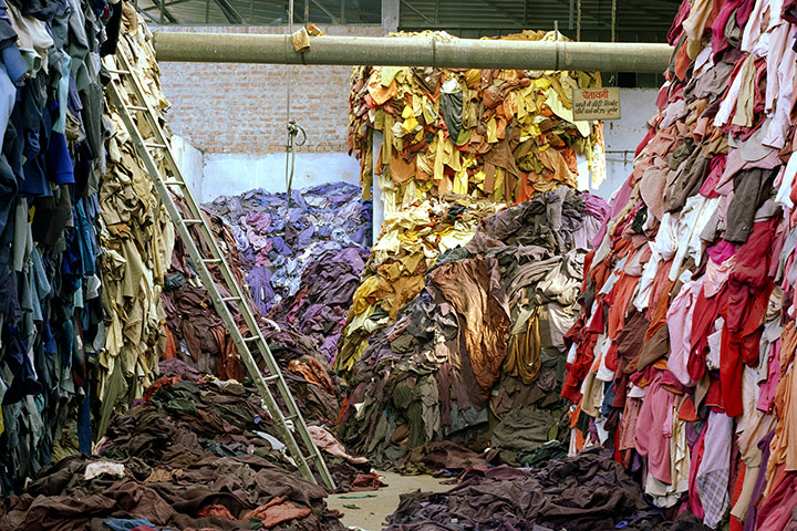 over-production, over-consumption, mass-production fashion, problems in the fashion industry, sustainability, supply chain, fashion waste, landfills