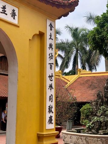tran quoc pagoda, hanoi, vietnam, temples