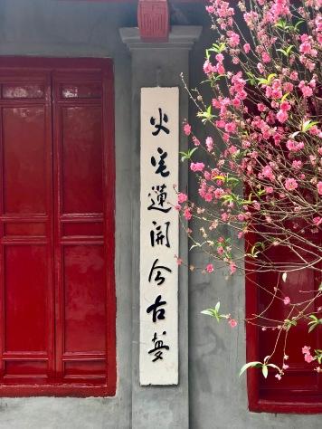 hanoi, vietnam, temples, ngoc son