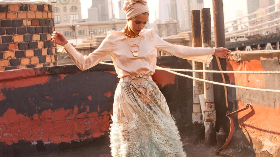 the modist, fashion, hijabi, muslim, style, outfit, editorial