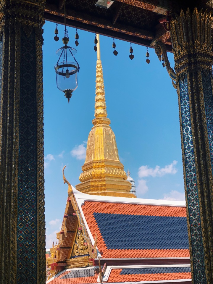 grand palace, thailand, bangkok, temples