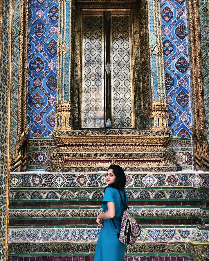the grand palace, thailand, bangkok, temples, mashal mush