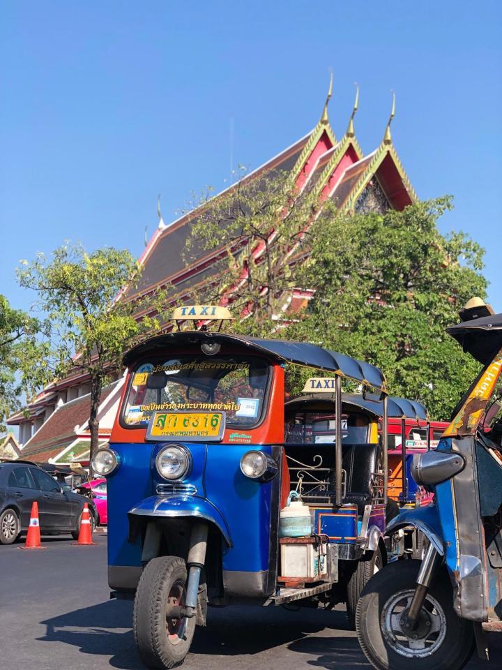 thailand, bangkok, asia, travel, tuk tuk