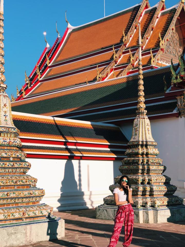 wat pho, temples, bangkok, thailand, southeast asia, asia, travel, explore, mashal mush, holiday