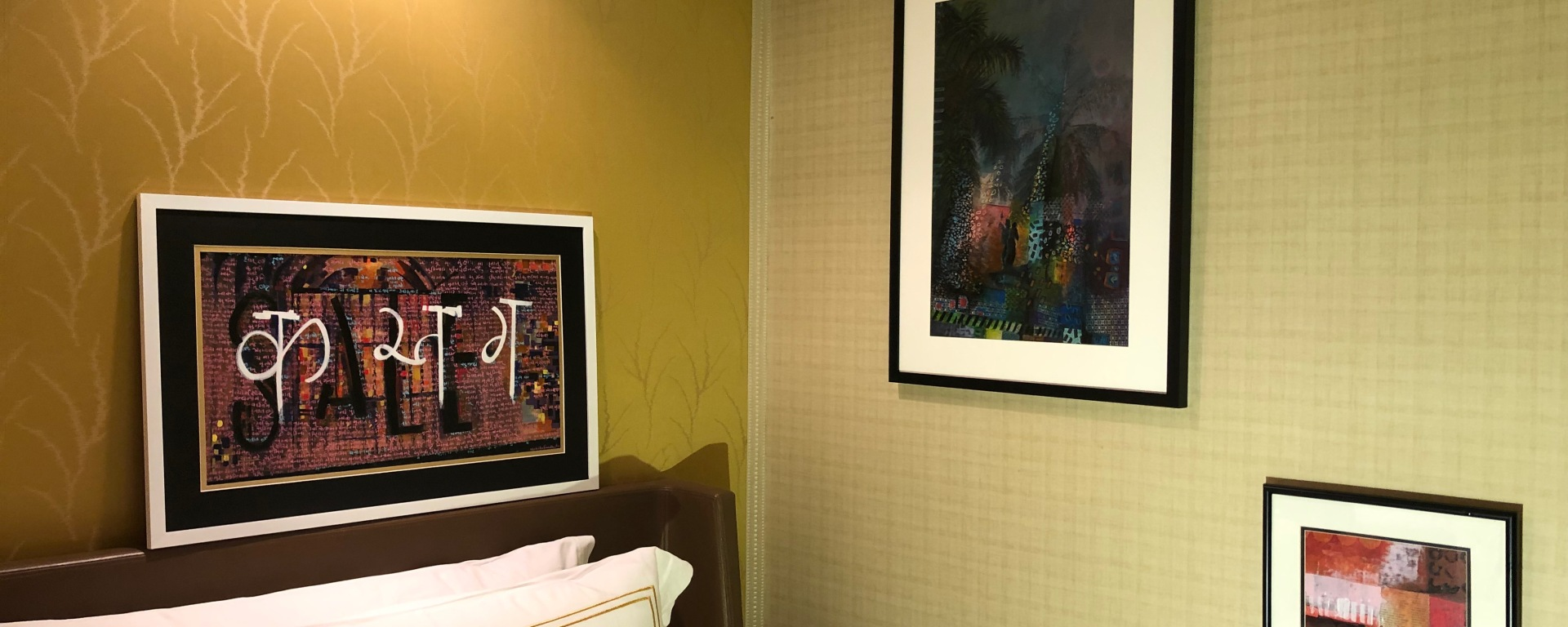 akshita gandhi, india, contemporary art, conrad hotel
