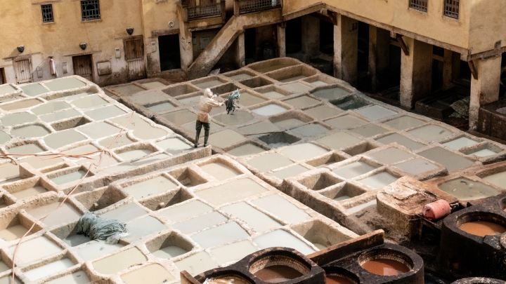 leather, tanneries,