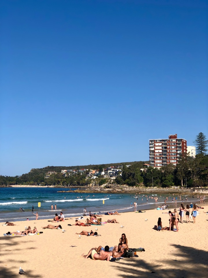 australia, sydney, travel, tourism, explore, food, eat, stay, visit, manly beach