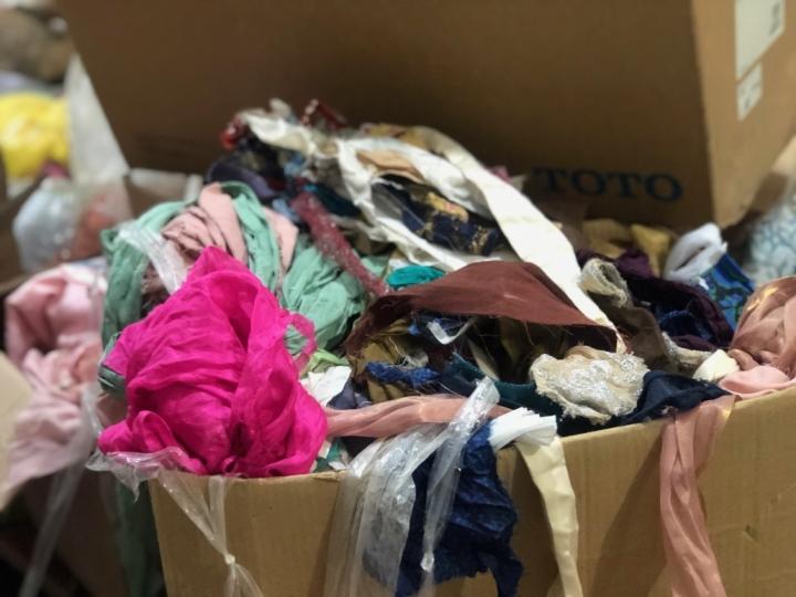RLCC textile waste