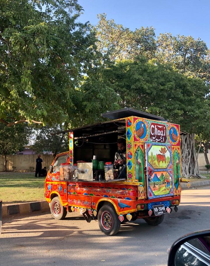 Chai Truck