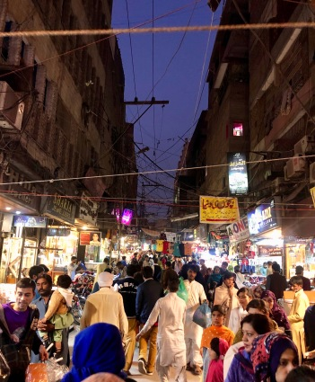 Reesham Gali Bazaar, Hyderabad