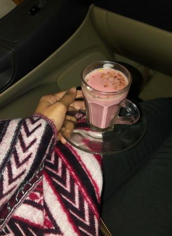 kashmiri chai, pakistan, traditional pakistani drink, winter