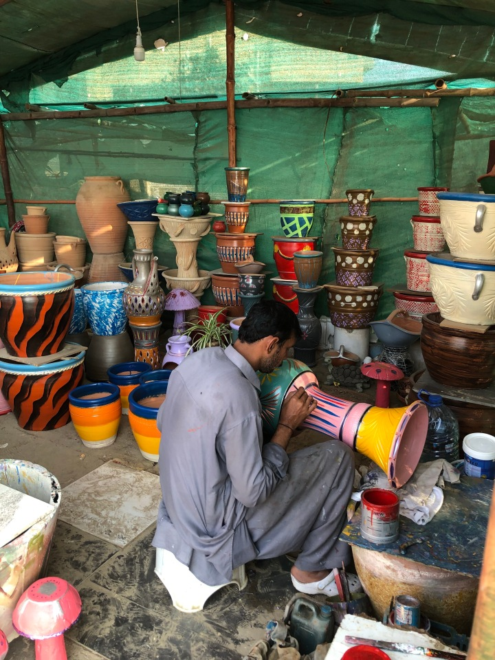 Pottery-Craftsman